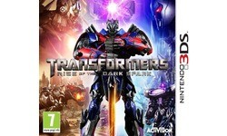 Transformers: Rise of the Dark Spark (Nintendo 3DS)