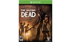 The Walking Dead: Season 1, 400 Days (Xbox One)