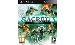 Sacred 3: First Edition (PlayStation 3)