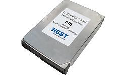 HGST Ultrastar He6 6TB (SAS, encryption)