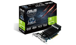 Asus GeForce GT 730 Passive 2GB (DDR3)