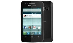 Alcatel One Touch Pop S Black