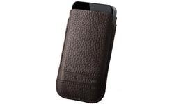 Samsonite Classic Leather Sleeve Brown (iPhone 5)