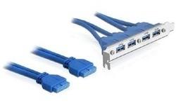 Tiptel 4-port USB 3.0