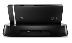 Sony Docking Station for Xperia P Black