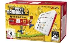 Nintendo 2DS + New Super Mario Bos 2 Special Edition