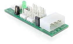 Delock Molex to 6x 3-Pin