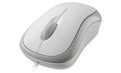 Microsoft Basic optic Mouse White