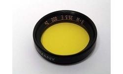 B+W 25.5mm Yellow Filter