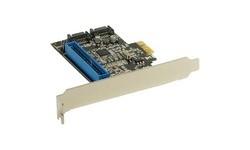 InLine 2-Port SATA + 1-Port IDE Raid Controller PCI-e Card