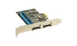 InLine 2-Port eSATA + 1-Port IDE Raid Controller PCI-e Card