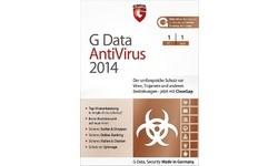 G Data AntiVirus 2014 (1-year)