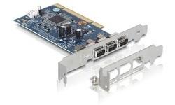 Delock 3-Port FireWire400 PCI Card