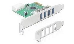 Delock 4-Port USB 3.0