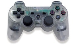 Sony PS3 Wireless DualShock Controller Crystal
