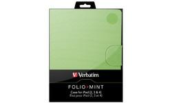 Verbatim Folio Case Mint Green (iPad)