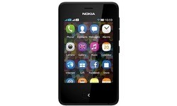 Nokia Asha 501 Black (dual sim)