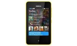 Nokia Asha 501 Yellow (dual sim)