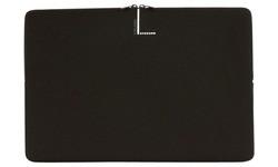 "Tucano Colore Sleeve Black 16"""