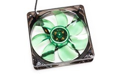 Cooltek Silent Fan LED 120mm Green