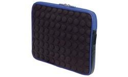 """Manhattan Tablet Bubble Case Black/Blue 10.1"""""""