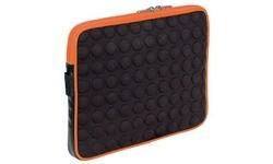 "Manhattan Tablet Bubble Case Black/Orange 10.1"""