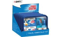 Emtec Bundle 2x Screen Wipes Duo + 2x Multi Surface Spray