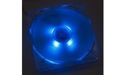 SilenX Effizio Quiet Blue LED Fan Series 120mm
