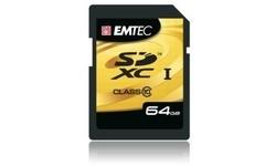 Emtec SDXC Class 10 64GB