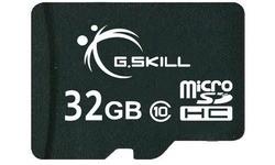 G.Skill MicroSDHC Class 10 32GB