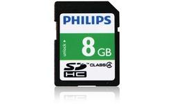 Philips SD Class 4 8GB