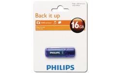 Philips Snow Edition 16GB White/Blue