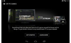 Nvidia Shield K1 Tablet