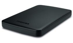 Toshiba Canvio Basics 500GB Black