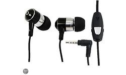 LogiLink HS0020 Black