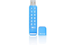 iStorage datAshur Personal 16GB Dark Blue