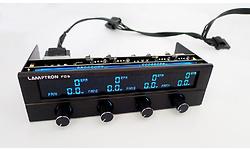 Lamptron FC5 6-channel Fan Controller V3 Black