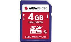 AgfaPhoto SDHC Class 10 4GB