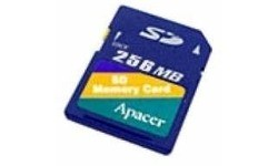 Apacer SD 256MB