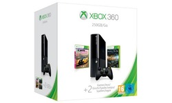 Microsoft Xbox 360 250GB + Halo 4 & Forza Horizon