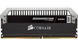 Corsair Dominator Platinum 16GB DDR4-2666 CL15 quad kit