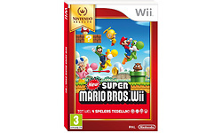 New Super Mario Bros Selects (Wii)