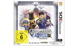 Professor Layton vs. Phoenix Wright: Ace Attorney (Nintendo 3DS)