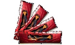 G.Skill Ripjaws IV Red 16GB DDR4-2666 CL15 quad kit