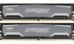 Crucial Ballistix Sport 8GB DDR4-2400 CL16 kit