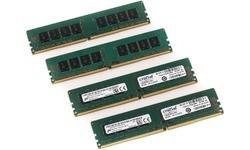 Crucial 32GB DDR4-2133 CL15 quad kit