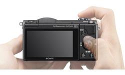 Sony Alpha 5100 16-50 + 55-210 kit Black