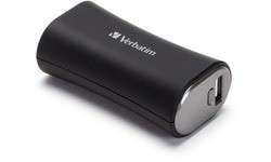 Verbatim Portable Power Pack 2200 Black