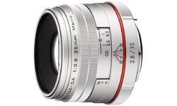 Pentax SMCP DA 35mm f/2.8 Macro Silver