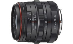 Pentax DA 20-40mm f/2.8-4.0 ED DC Black